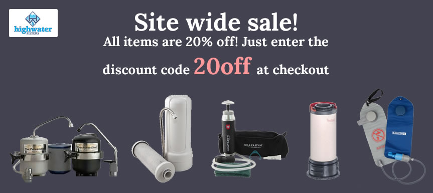Site-wide Sale!